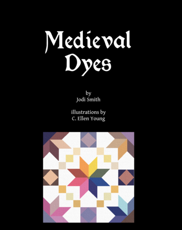 Medieval Dyes book cover